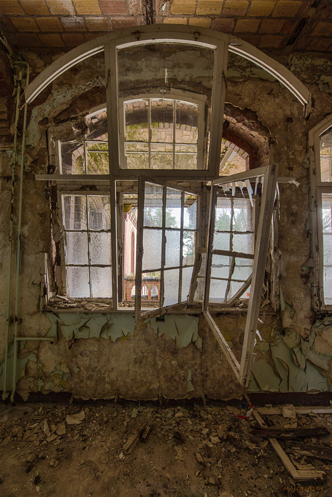Fenster marode