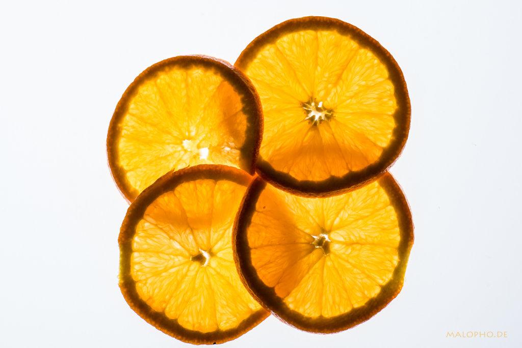 Orangenkreis
