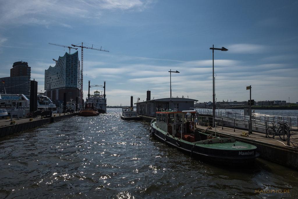Hafenrundfahrt XXL 2015