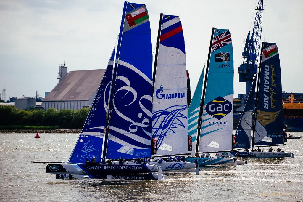 Extrem Sailing 2015