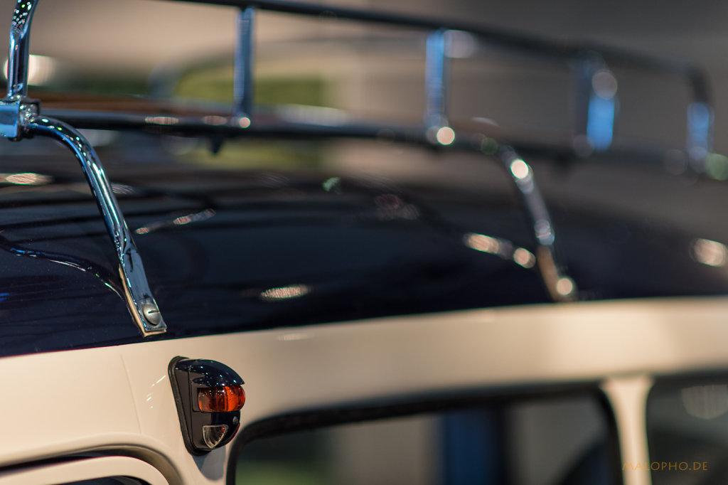Volvo PV 444 Kombi Dach