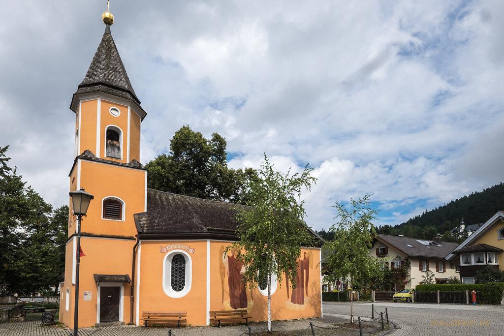 Garmisch Kapelle