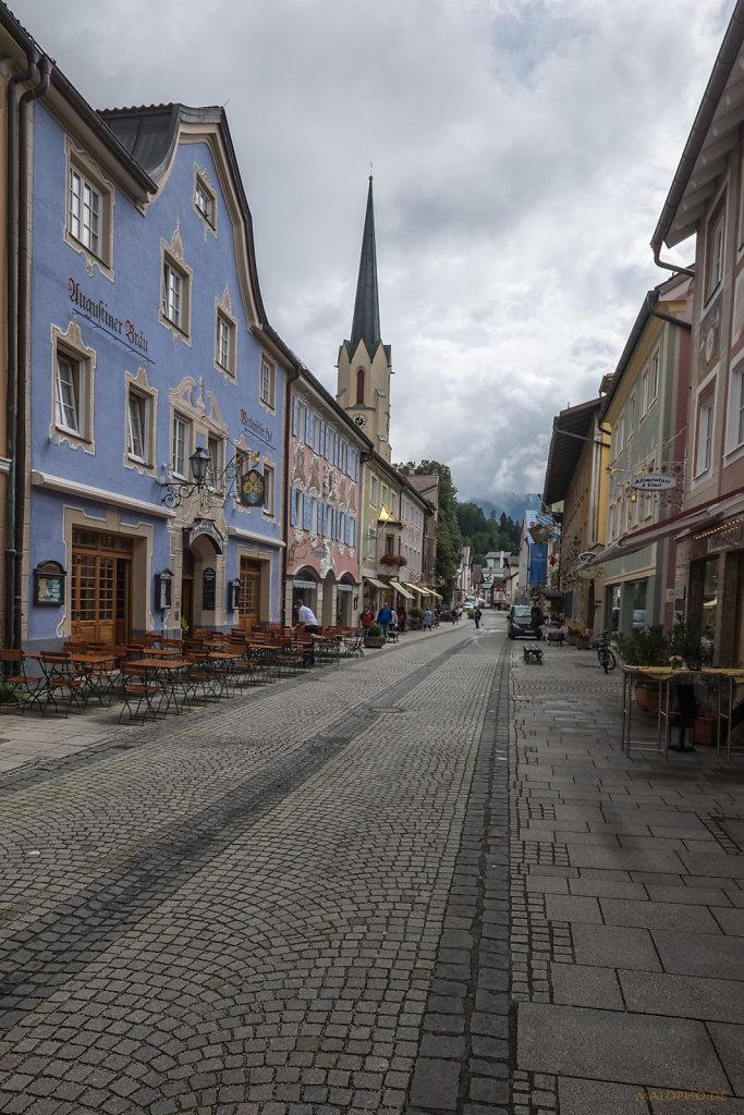 Garmisch Ludwigstraße