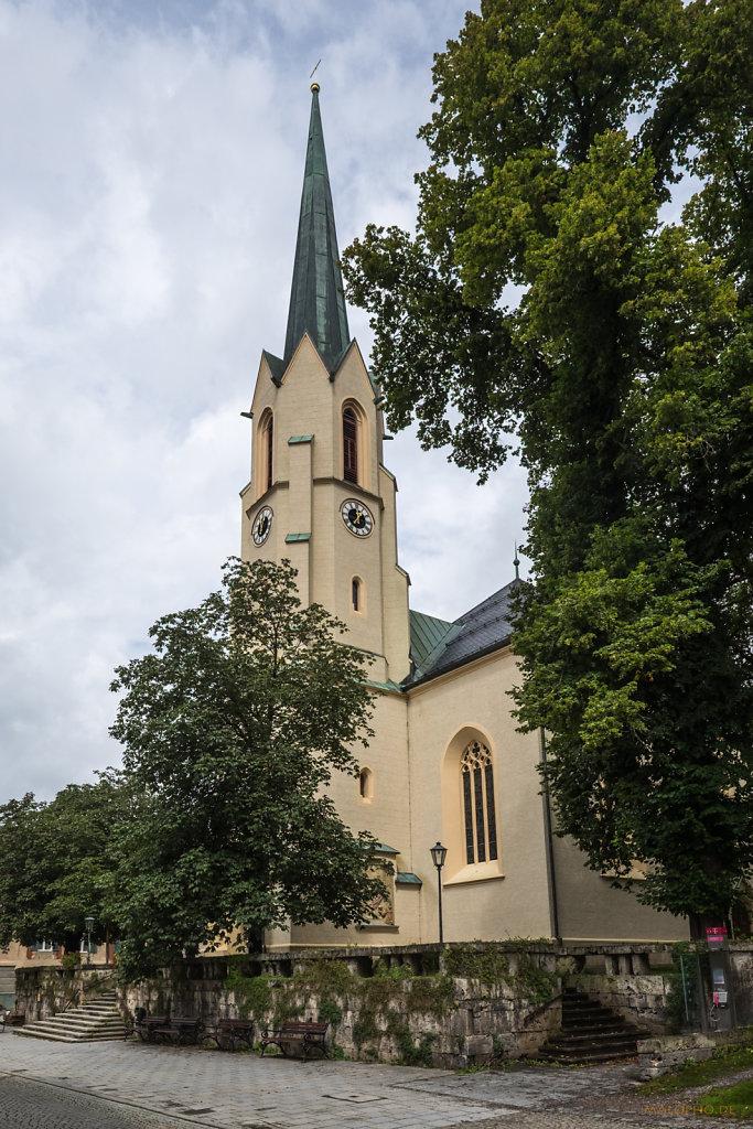 Kirche Garmisch