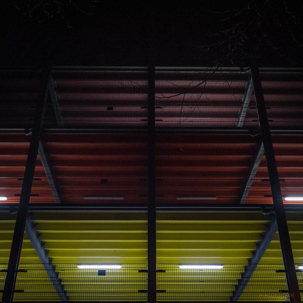 Parkhausfarben