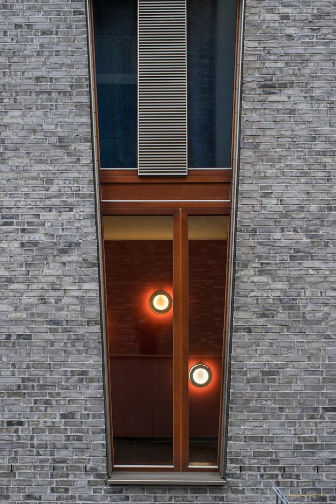 Lampenfenster