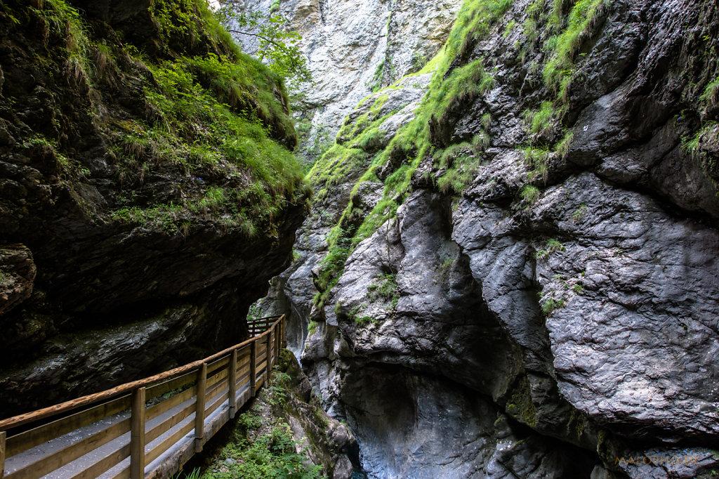 Liechtenstein Klamm 2013