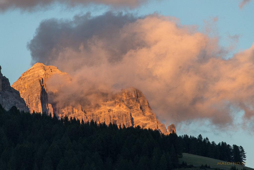 Abendlicht Wolken
