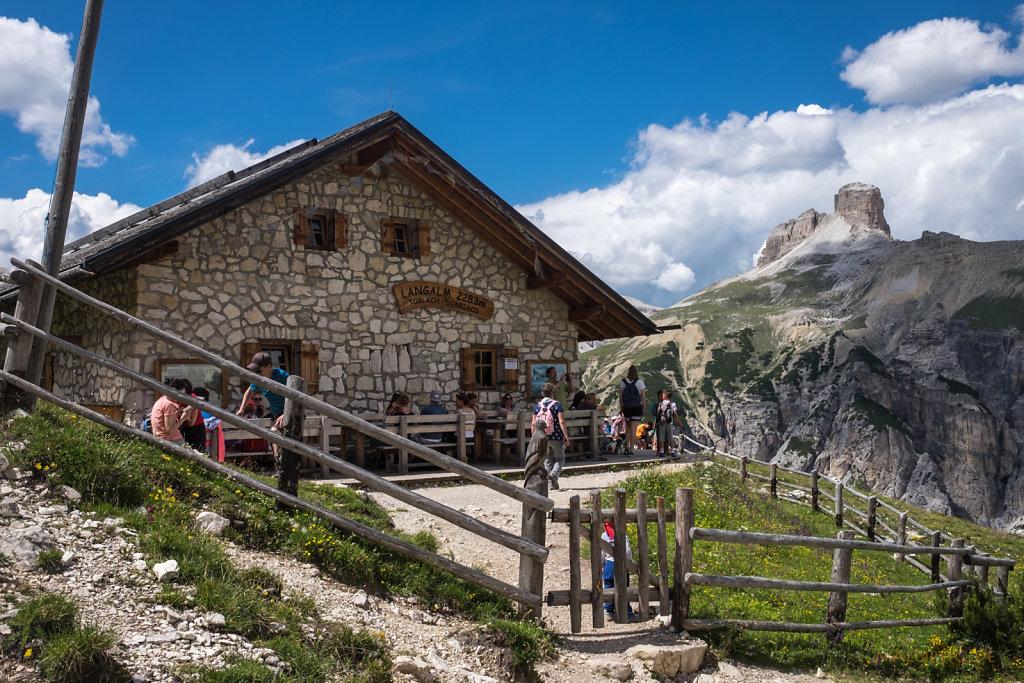 Langalm 2283 m