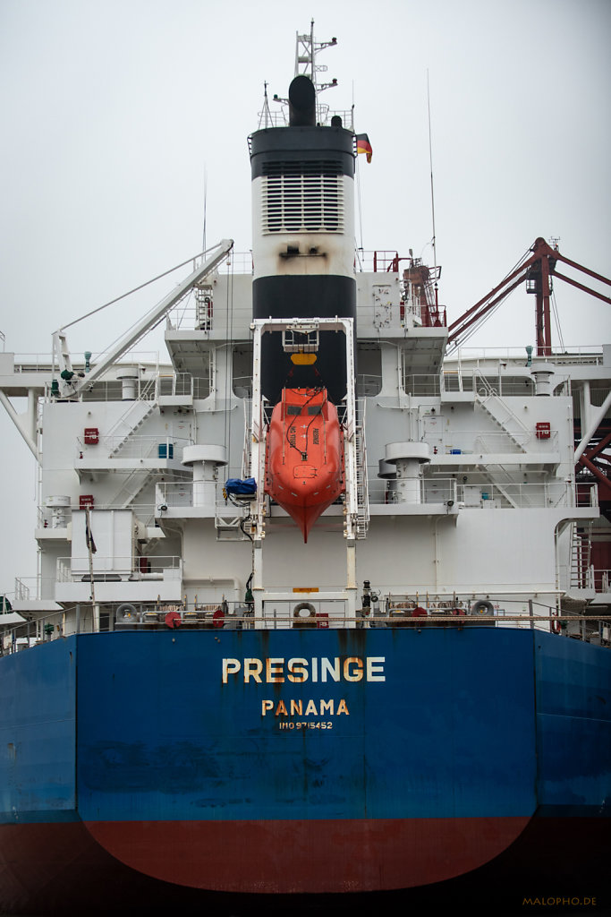 Rettung aus Panama