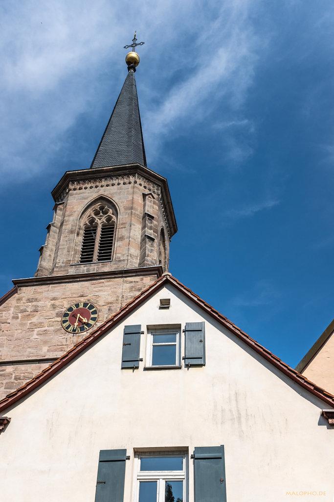 Kirche Wendelstein-1