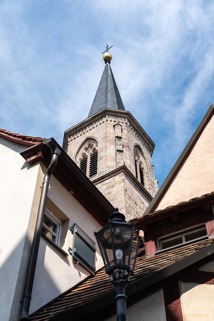 Kirche Wendelstein-2
