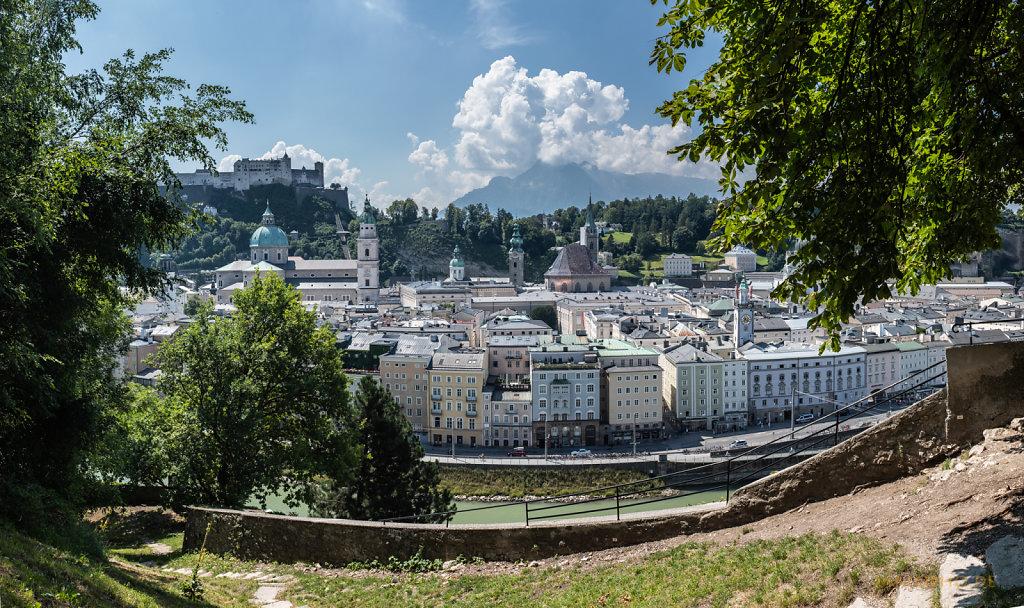 Panorma Salzburg