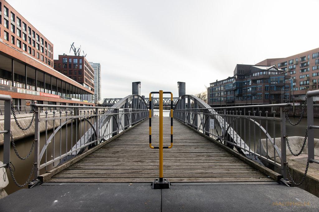 Dampferbrücke