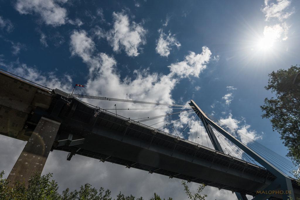 Köhlbrandbrücke 2020