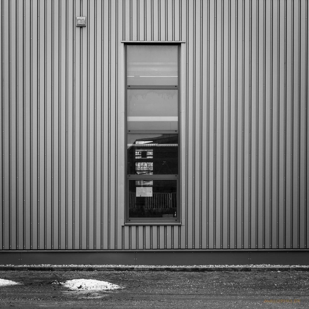 02 | 17 - Schnee vorm Fenster